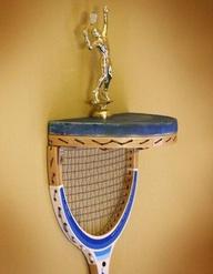 tennisracketshelf