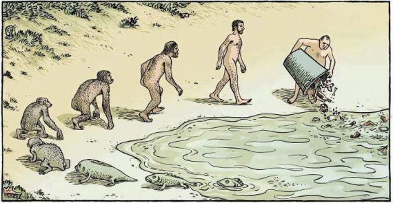 rubbishevolution