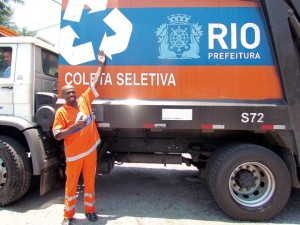 New recycling collection