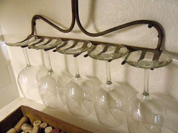 Wine-glass-rake