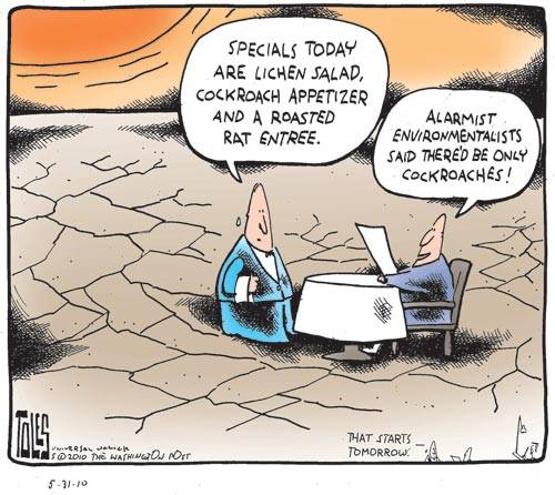 Environmental-Alarmists