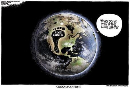 liveearthcarbonfootprint