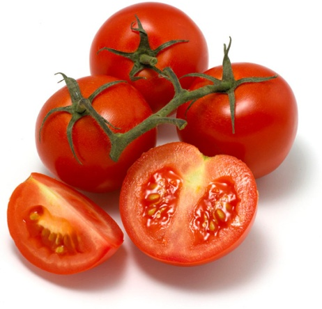 These are tomatoes