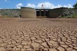 Jaguari Dam - Responsible for 45% of Saõ Paulo's water