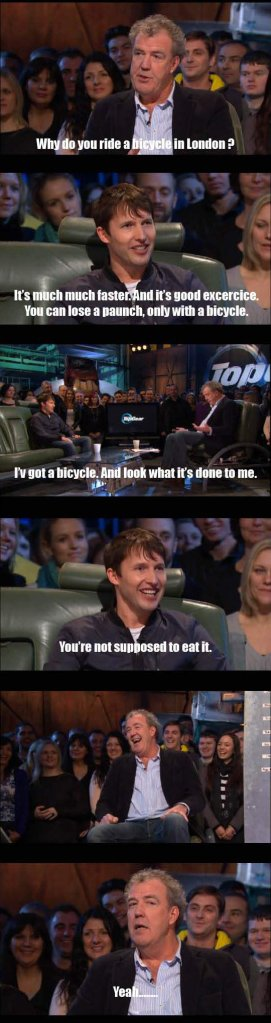 funny-bicycle-ride-London-TV-show