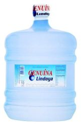 20 litre (5 gal) carrafes