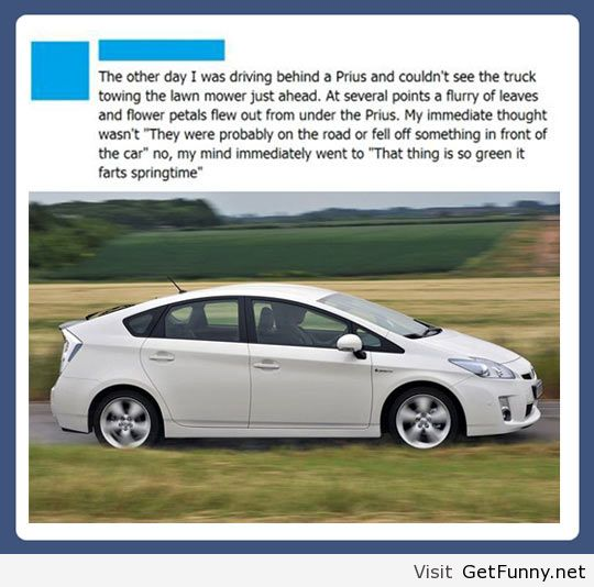 Prius-car-white-green