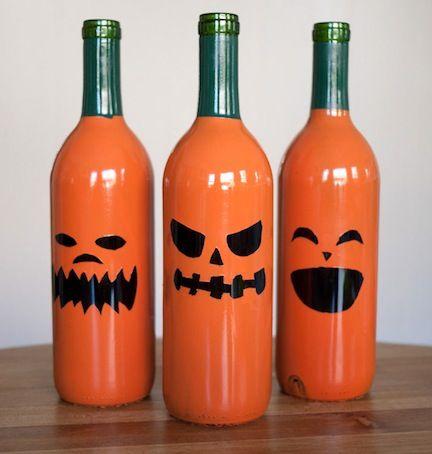 bottlepumpkins