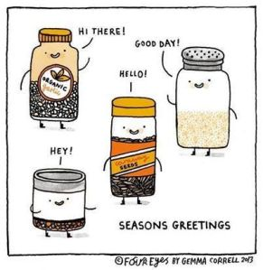 Is it too early for seasons' greetings?